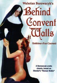 Behind Convent Walls (Rahibeli Erotik Film) +18 İzle tek part izle