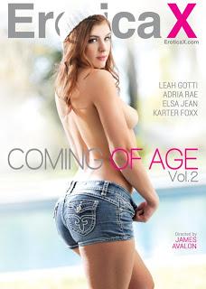 Coming Of Age 2 HD Kaliteli 1080p Erotik Filmi İzle tek part izle